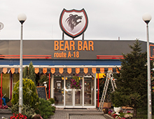 Bear bar rebrending
