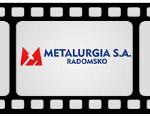 Metalurgia Radomsko – intro