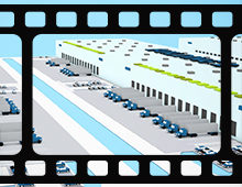 3D Intro for Logicor warehouses
