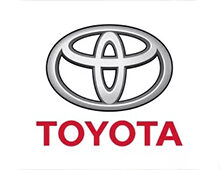 Toyota – stands in showrooms